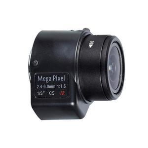 """M13VD246IR, 1/3"""" Megapixelový varifokální objektiv s ohniskovou vzdáleností 2.4 - 6.0mm - 1"""