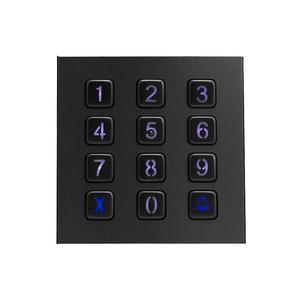 PD2100AB, řídící jednotka pro dveřní stanice Alba, přístupová klávesnice, Farfisa