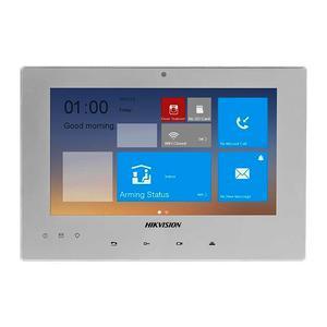 """DS-KH8340-TCE2-W - 7"""" dotykový bytový monitor, 2-drát, bílý"""