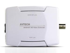 AVX-916T, převodník (vysílač) pro přenos signálu (HDMI, USB - myš) po koaxiálním kabelu, AVTECH - 1
