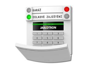 JA-113E, sběrnicový přístupový modul s klávesnicí a RFID