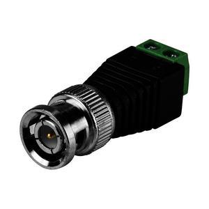 BNC-13M, redukce BNC konektoru na svorkovnici pro připojení 2 vodičů, samec - 1