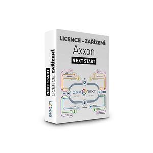 Axxon NEXT START - zařízení, verze START, licence pro zařízení