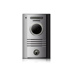DRC-40KHD, barevná 1-tlačítková dveřní AHD kamerová jednotka 1.3 Mpx, LED přísvit, Commax