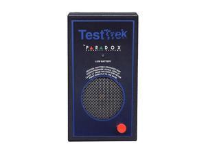 TESTTREK 2, testr pro GLASSTREK