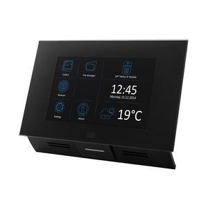 91378365, 2N Helios IP Indoor Touch, černá