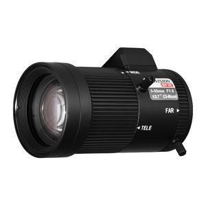 TV0550D-MPIR - MEGAPIXEL objektiv 5-50mm s aut. clonou a IR korekcí - 1