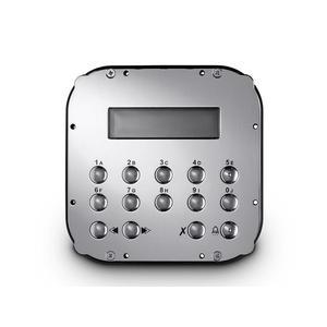 TD2100MAS, digitální tlačítkový panel Martix, systém DUO