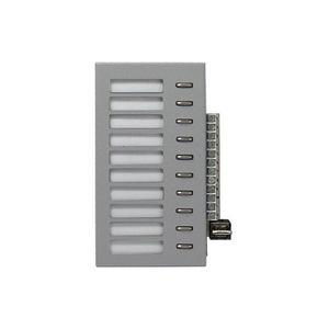 4FN 214 55.1/S1, Modul tlačítkový TT85 10 tl. +  tl. na podsvícení