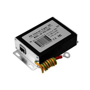 POE1000E, přepěťová ochrana pro LAN / PoE se zemnícím vodičem, 1000 Mbps, IEEE 802.3af/at, RXTEC