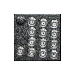 4FN 230 91.2/P, Modul číselnice 2-BUS KARAT ANTIKA s podsvitem (bez zámku)