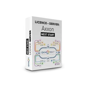 Axxon NEXT START - server, verze START, licence pro server