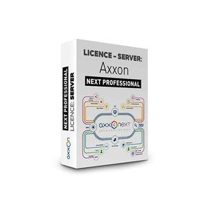 Axxon NEXT PROFESSIONAL - server, verze PROFESSIONAL, licence pro server