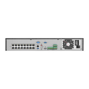 DS-7732NI-K4/16P - 32CH, 8 Mpx, 4xHDD, 256Mb/160Mb H.265+, Alarm, PoE - 2