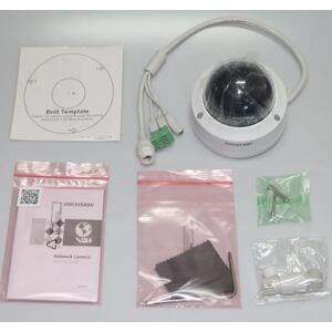 DS-2CD2183G0-I - (2.8mm) - 8MPix, IP dome kamera; 2,8mm; WDR; EXIR 30m; H265+ - 2