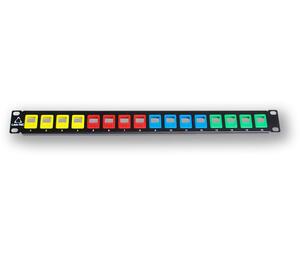 PP-004 PW - modrá - barevný rozlišovací rámeček - 2