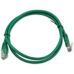 PC-200 C5E UTP/0,5M - zelená - propojovací (patch) kabel - 2