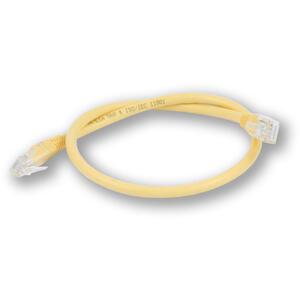 PC-602 C6 UTP/2M - černá - propojovací (patch) kabel - 2