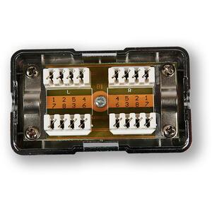 AC-260 CB C6 FTP - spojovací krabice CAT6 FTP - 2
