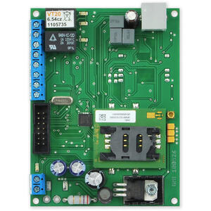 GSM brána VT20 - GSM brána a pager (MMCXf) - 2