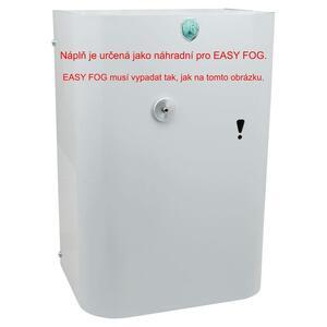 EASY FOG - CYLINDER 160 ml - náplň pro místnost do 100 m3 - 2