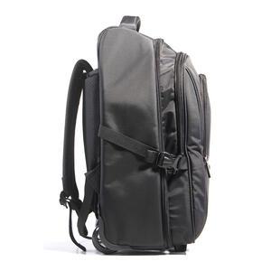 """Bag Prime K8380W Trolley - 15.6"""" black trolley backpack - 2"""