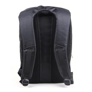 """Bag Evolution K8533W - černá - 15.6"""" black backpack - 2"""