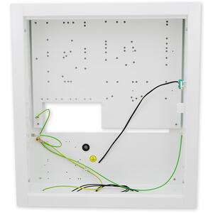 BOX DiVZ - velký, zápustný na zabudování do zdi - 2