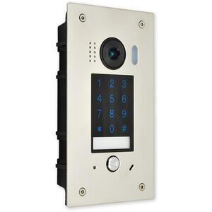 VFC-1-KL-ZAP - zápustná venkovní jednotka s fisheye kamerou a dotyk. klávesnicí - 2