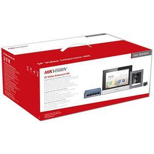 DS-KIS602 (EU) - sada IP videotelefonu, LAN, 2. gen., povrchová montáž - 2