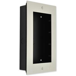 MOD-2x1-ZAP - záp.box + rámeček pro 2 moduly - 2