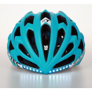 TYR 2 Turquoise S - chytrá helma na kolo - 2