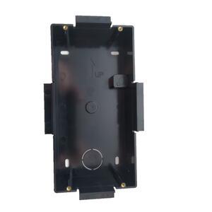 DS-KV8213-WME1/Flush - dveřní IP stanice, 2 tlačítka, 2 Mpx, LAN+WiFi, RFID, 2.gen., zápustná instalace - 2