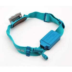 HR1 Pro Blue - nabíjecí čelovka CREE LED - 2