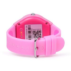 GPS Hodinky s GSM KT06 Pink - dětské hodinky s GPS - 2