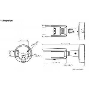 DS-2CD2646G2-IZSU/SL - (2.8-12mm)(C) - 4 Mpx, IP bullet kamera, f2.8-12mm, WDR, IR 60m, AcuSense 2.generace - 2