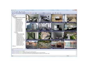 Luxriot Professional, licence pro 9 kamer a 3 vzdálené připojení - 2
