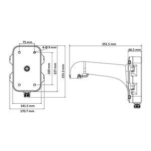 DS-1604ZJ - konzole pro PTZ kamery - 2