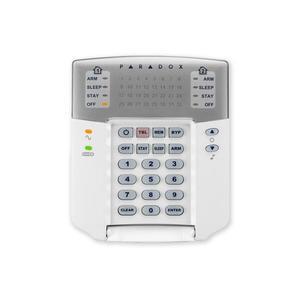 K32+, LED klávesnice - 32 zón - 2