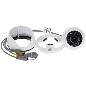 DS-2CE56D0T-IRF - (3.6mm)(C) - 2Mpx, 4v1 dome ball kamera; 3,6mm; IR 20m - 3