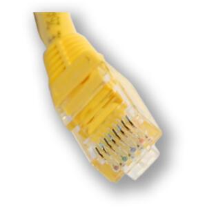 PC-602 C6 UTP/2M - černá - propojovací (patch) kabel - 3