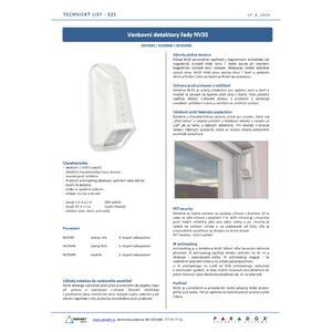 NV35MX - venkovní/vnitřní záclona - 3