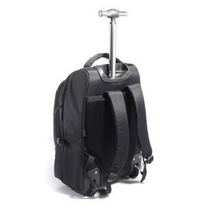 """Bag Prime K8380W Trolley - 15.6"""" black trolley backpack - 3"""