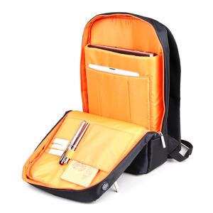 """Bag Evolution K8533W - černá - 15.6"""" black backpack - 3"""