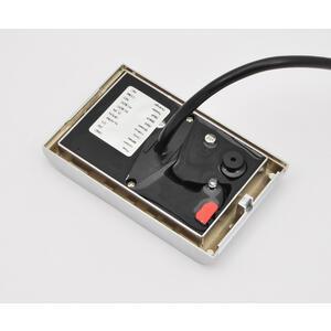RASK1-EM - čtečka karet s klávesnicí - OUTDOOR METAL - 3
