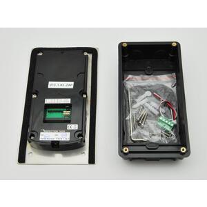 VFC-1-KL-ZAP - zápustná venkovní jednotka s fisheye kamerou a dotyk. klávesnicí - 3