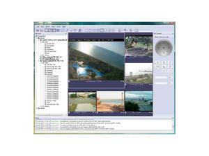 Luxriot Professional, licence pro 9 kamer a 3 vzdálené připojení - 3
