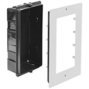 MOD-2x1-ZAP - záp.box + rámeček pro 2 moduly - 3