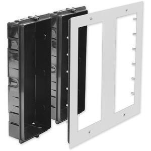 MOD-3x2-ZAP - záp. box + rámeček pro 6  modulů - 3