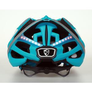 TYR 2 Turquoise S - chytrá helma na kolo - 3